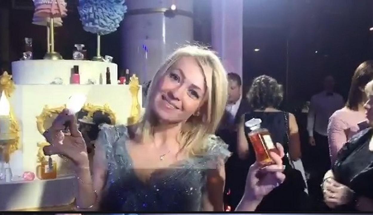 Яна Рудковская с размахом отметила свой день рождения