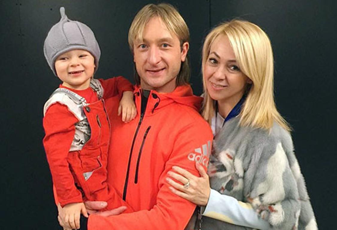 Трехлетний сын Евгения Плющенко заработал свой первый миллион
