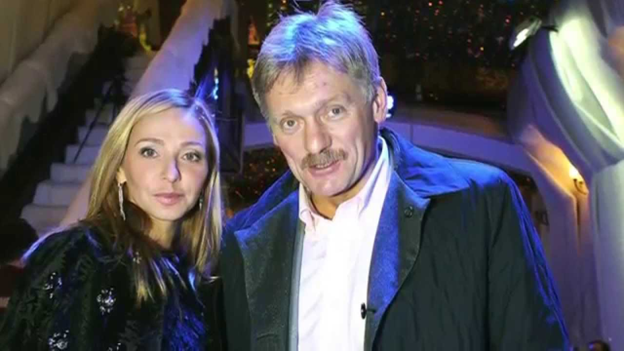 Татьяна Навка и пресс-секретарь главы российского государства отпраздновали День влюбленных наквесте