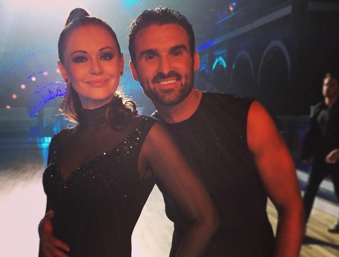 Ирина Безрукова вернулась нашоу «Танцы созвездами»