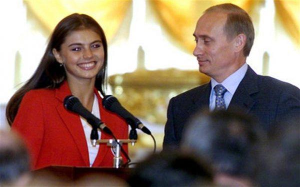 Знакомство Владимира Путина и Алины Кабаевой