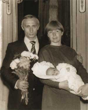 жена путина вышла замуж второй раз