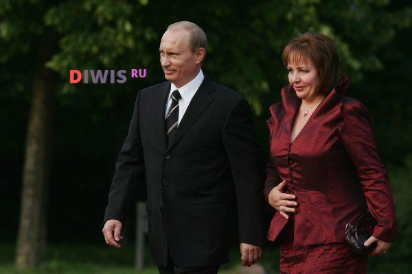Кто новая жена Владимира Путина?