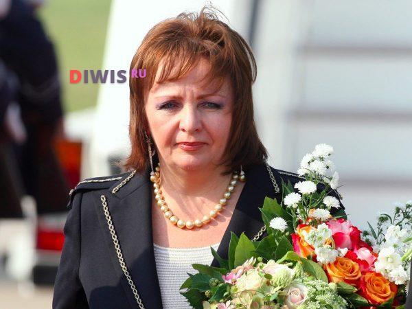 Бывшая жена Путина