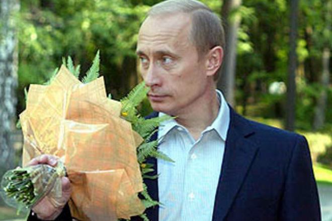 Путин женился второй раз