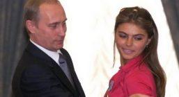 путин и кабаева свадьба фото