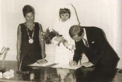 путина людмила александровна вышла замуж фото за кого