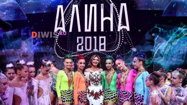 Алина Кабаева на Фестивале с гимнастками