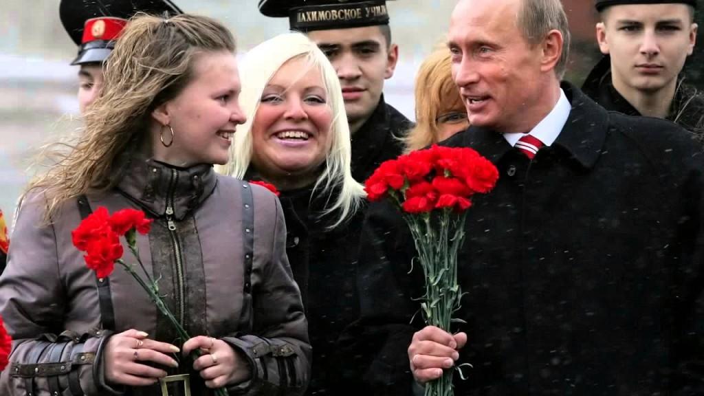 Путин женился второй раз 2015 фото