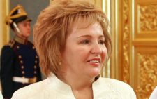людмила путина вышла замуж второй раз 2016 фото