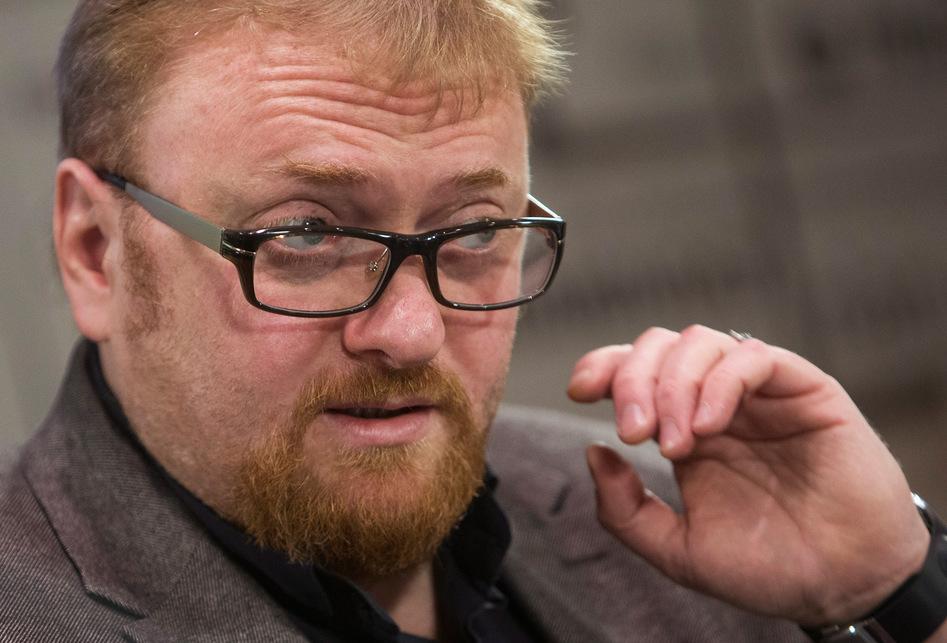 Депутат Виталий Милонов возмущен интимными откровениями Королевой и Глушко (Тарзана)