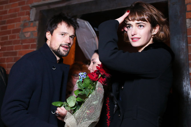 В Сеть попало личное фото Данилы Козловского с возлюбленной
