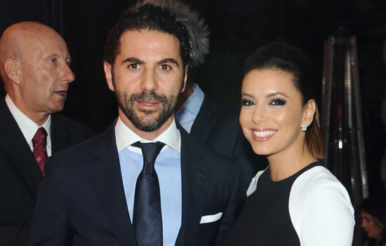 MEXICO CITY, MEXICO - NOVEMBER 15:  Guest and actress Eva Longoria attend Museo Jumex Opening welcome dinner at Casa De La Bola on November 15, 2013 in Mexico City, Mexico.  (Photo by Stefanie Keenan/Getty Images for Museo Jumex)