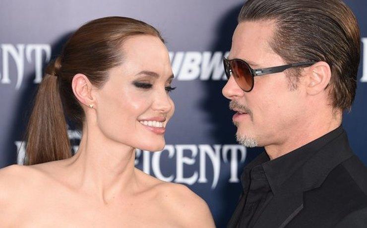 Анджелина Джоли иБрэд Питт подсели науколы ботокса идиспорта