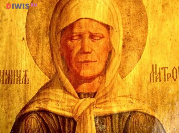 Молитва Матроне Московской о помощи в работе