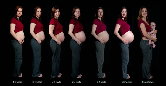 Беременность по неделям развитие плода и ощущения женщины. Фото