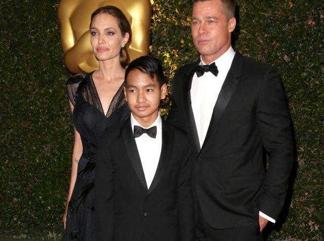 Работники ФБР расспросили Анджелину Джоли оссоре Брэда Питта ссыном