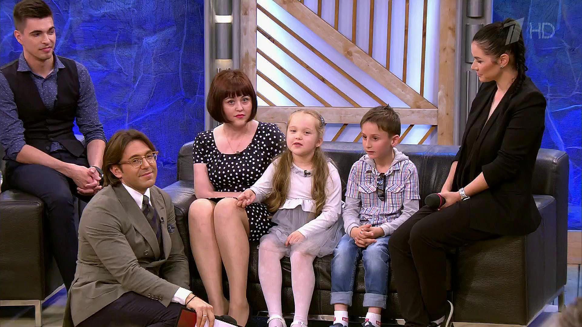 андрей малахов и его семья фото дети