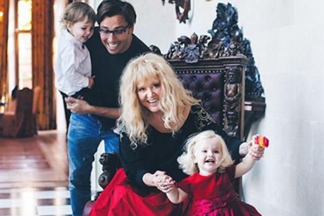 Гарри и Лиза Галкины побывали на сказочном празднике