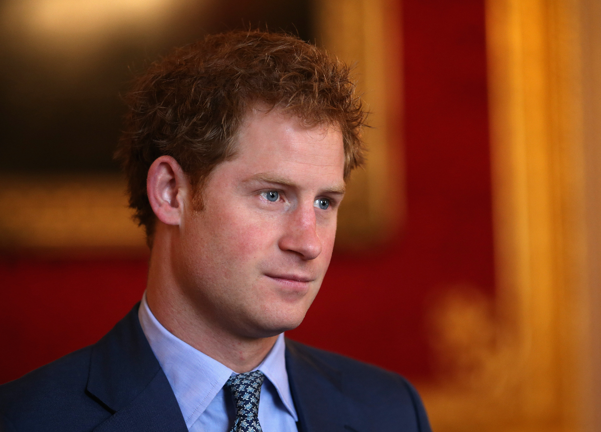 <> at St James's Palace on January 14, 2015 in London, England.