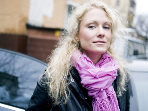 Katya Gordon, author, tv and radio presenter