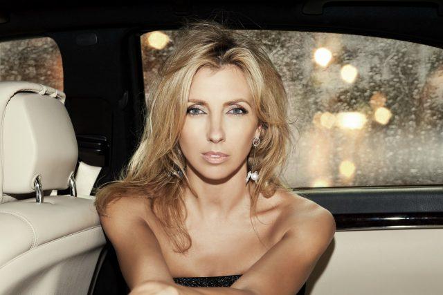 Светлана Бондарчук очаровала снимком вкупальнике