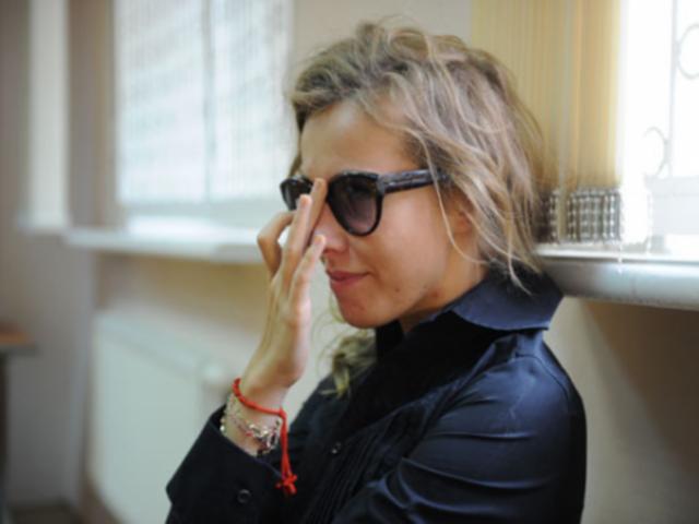 Беременная Ксения Собчак готовит новое автобиографичное реалити-шоу
