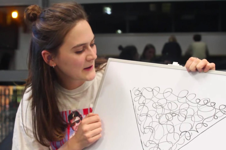 Британские студентки продемонстрировали свои интимные стрижки