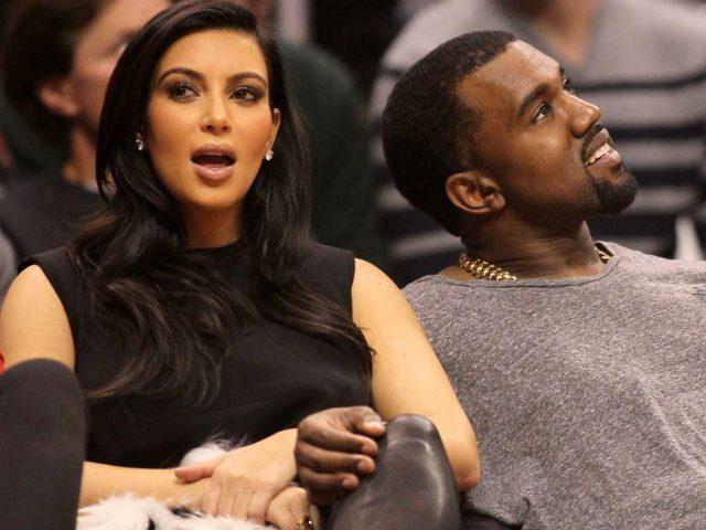 СМИ: Ким Кардашьян и Канье Уэст находятся на грани развода