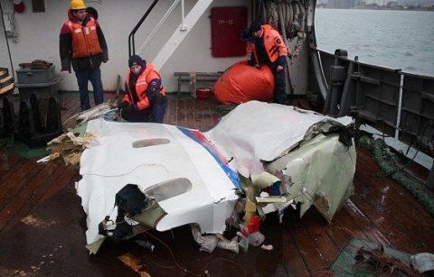 В двигателе ТУ 154 обнаружены неполадки