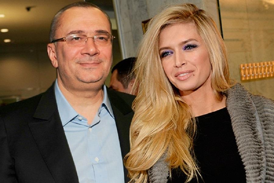 Константин Меладзе жена фото