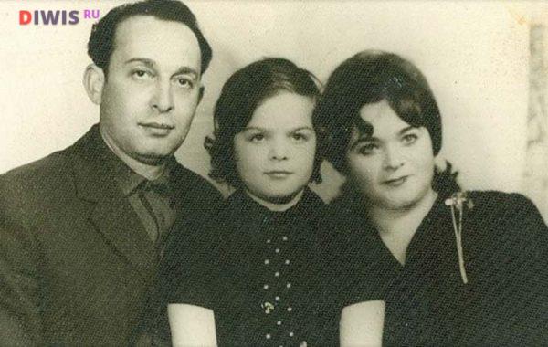 Биография и семья Ларисы Долиной
