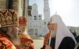 Патриарх Кирилл: биография, его семья и дети (фото жены)