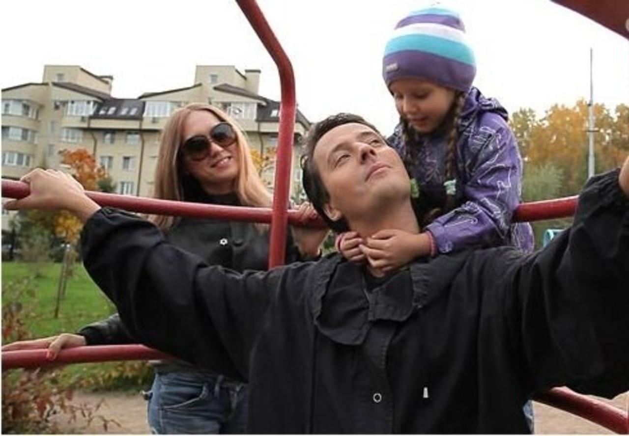 Витас, семья, жена, дети, дочь и сын