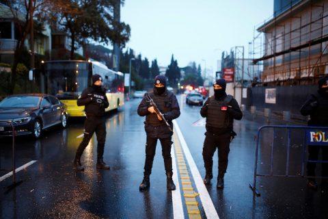 Новые подробности касательно теракта в ночном клубе Стамбула