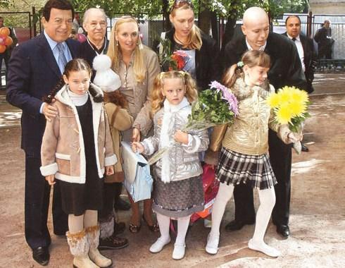 Иосиф Кобзон: биография, личная жизнь, дети, семья, национальность (фото)