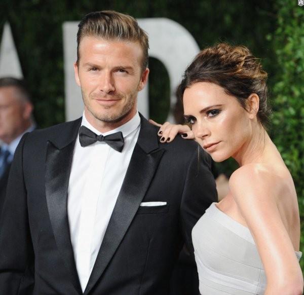 Дэвид и Виктория Бекхэм снова поженились