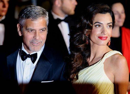 Джордж и Амаль Клуни выбрали крёстных и имена для детей