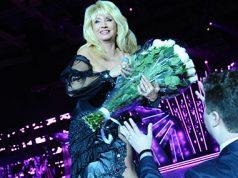 Ирина Аллегрова отметила день рождения