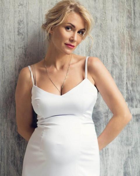 Катя Гордон пожаловалась на тяжёлую беременность