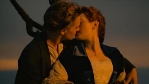 Лучший поцелуй в кино в истории Голливуда