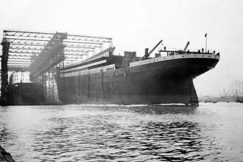 Новая версия гибели Титаника появилась в СМИ