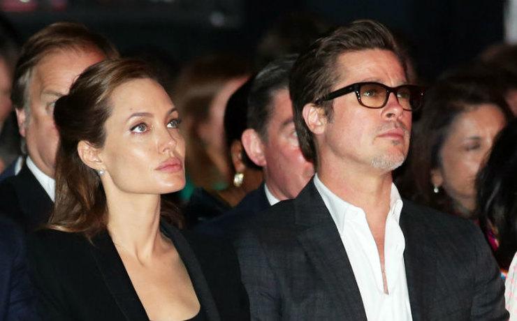 О любви Анджелины Джоли и Бреда Питта снимут документальный фильм