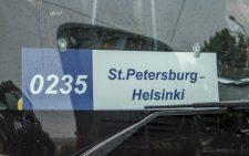 Пассажирские автобусы из Санкт-Петербурга не пустили в Финляндию