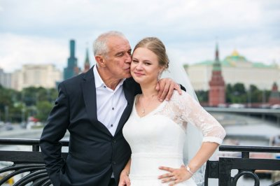 Сергей Гармаш стал дедушкой