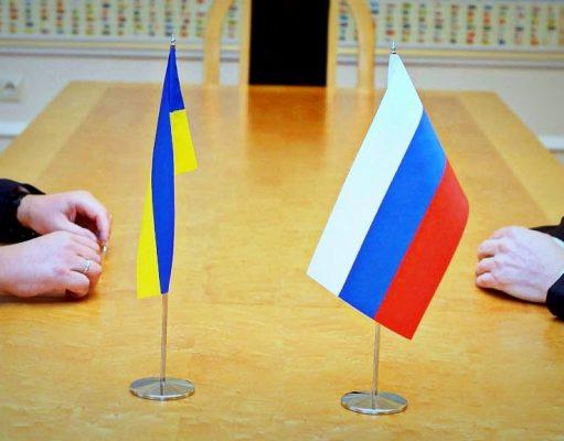 Украина подала в суд на Россию