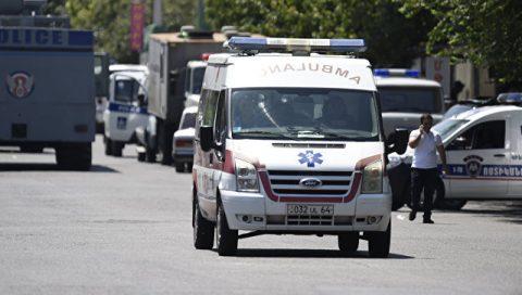 В гостинице Еревана нашли тело российского военного