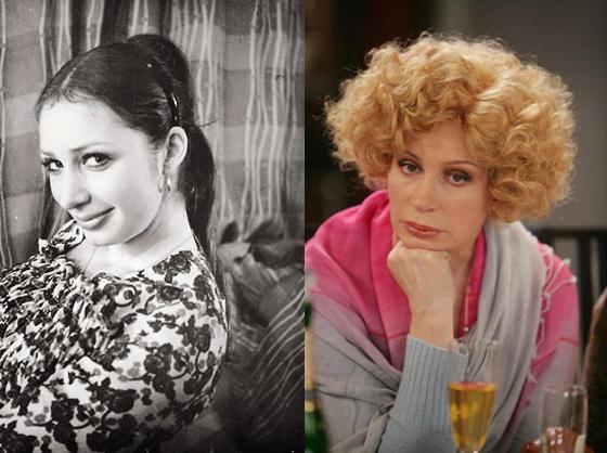 Татьяна Васильева фото до и после пластики