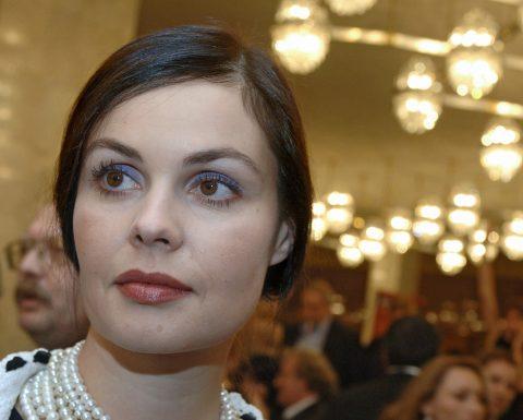Екатерина Андреева: биография, личная жизнь, муж, дети, дочь (фото)