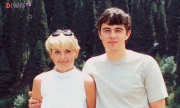 Сергей Бодров с супругой Светланой